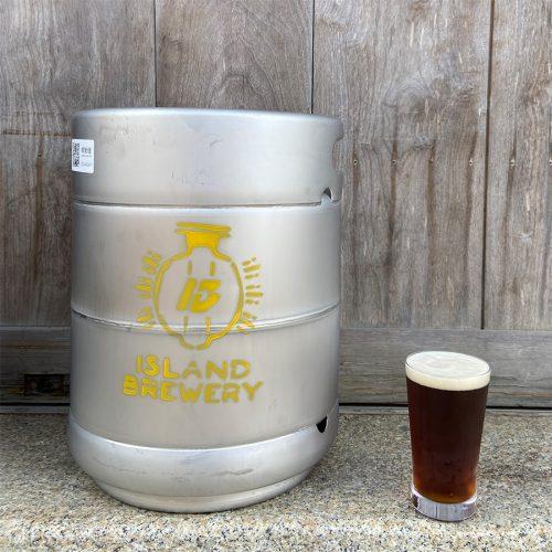 island brewery brown ipa