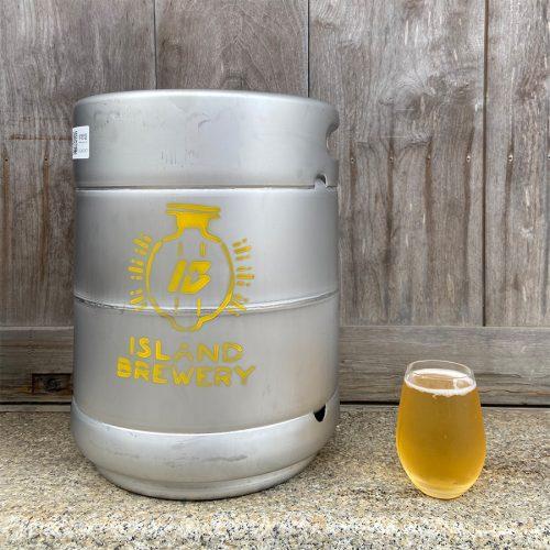 island brewery golden ale