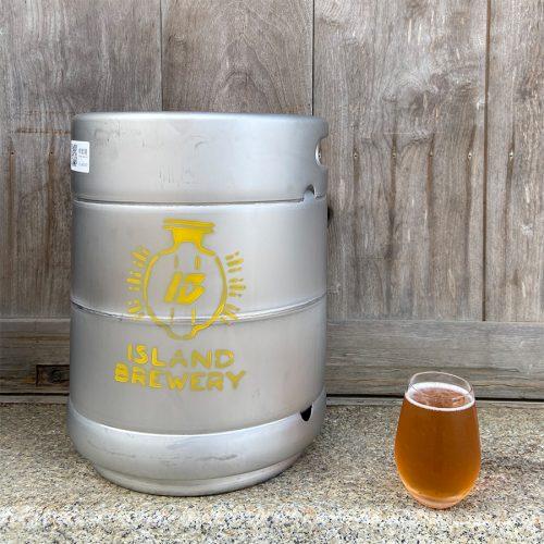 island brewery yuzu koji ale