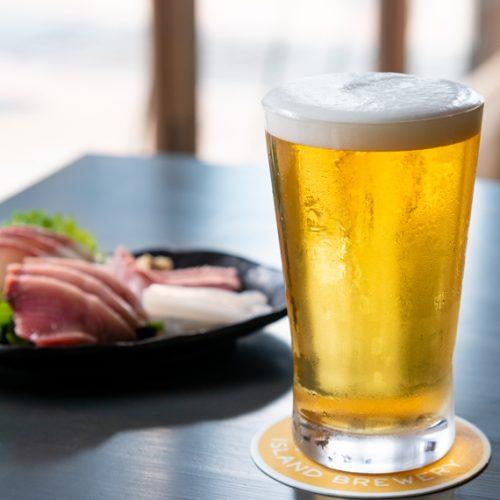 sashimi island brewery