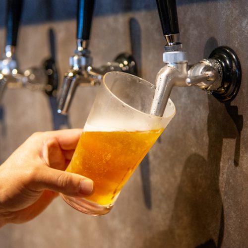 island brewery server